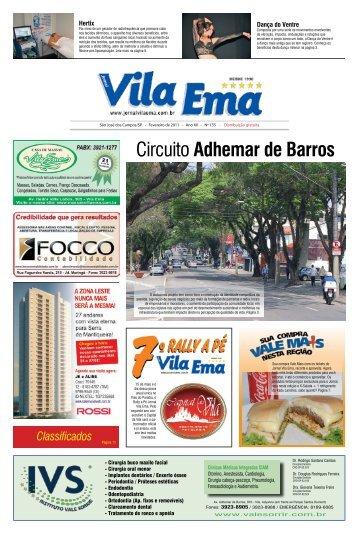 Fevereiro de 2011 - Jornal Vila Ema