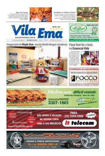Vila Ema 141.pmd - Jornal Vila Ema