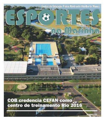 Esportes - DASM - Marinha do Brasil