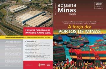 portos de minas - SDAMG