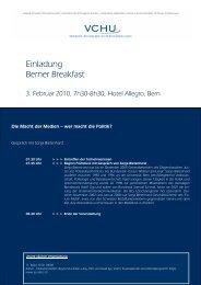 Einladung (PDF) - Verband Schweizer Unternehmerinnen