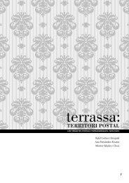 catàleg - Arxiu Municipal de Terrassa - Ajuntament de Terrassa
