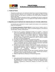 Guía de Trámites del Registro de la Responsabilidad Profesional
