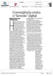 Press Review page