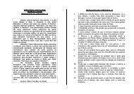 TXT Mensagens de Torpedos B - Ministério Apocalipse
