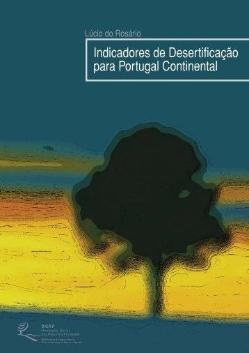 ROSÁRIO, L. (2004) - Indicadores de desertificação para Portugal