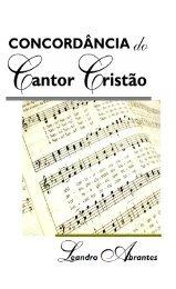 Concordância CC - Primeira Igreja Batista do Rio de Janeiro