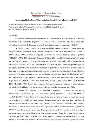 Fernando Silva Teixeira-Filho - Seminário Internacional Fazendo ...
