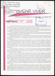 ÔC/iÇAR V/IV/ER - Centro de Documentação e Pesquisa Vergueiro