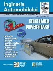 automobilul modern - ingineria-automobilului.ro