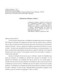 Violência de Gênero - ST 5 Wanderson Flor do Nascimento Escola ...