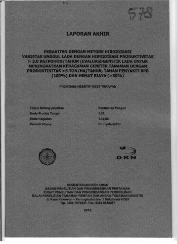 DRN - Kementerian Riset dan Teknologi