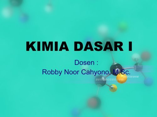 Bab 1 Pendahuluan - Home Page Robby