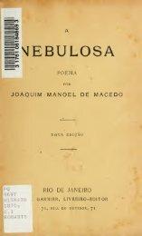 A nebulosa : poema