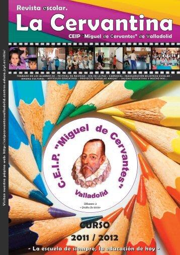 Descarga PDF - ceip miguel de cervantes - Junta de Castilla y León