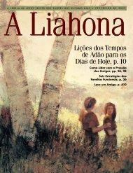 Fevereiro de 2009 A Liahona