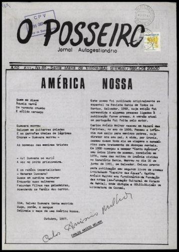 AMERICA NOSSA