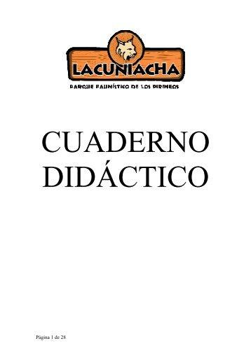 Descargate el Cuaderno Didactico - Lacuniacha