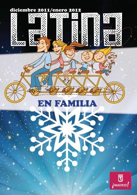 Folleto programa Latina en Familia - Colegio San Buenaventura