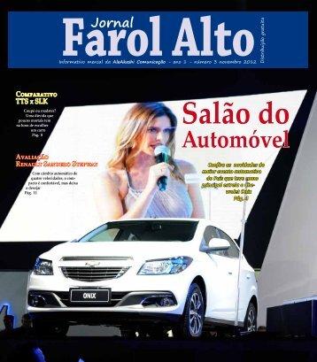 edição 3 – novembro2012tabloide