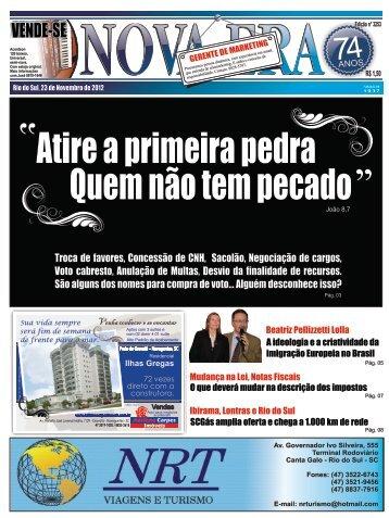 Edição 3253 - Jornal Nova Era