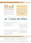 corretores de imóveis comemoram cinquentenário - Creci MG - Page 5