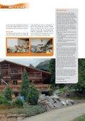 Grosses Chalet aus Schieflage befreit Flughafen Genf - URETEK - Seite 3