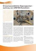 Grosses Chalet aus Schieflage befreit Flughafen Genf - URETEK - Seite 6