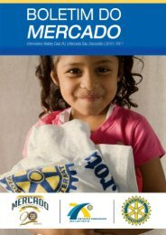 15/02/2011 - Rotary Club Rio de Janeiro Mercado São Sebastião