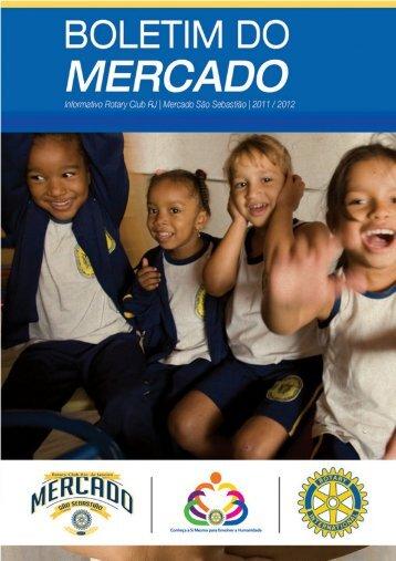 26/06/2012 - Rotary Club Rio de Janeiro Mercado São Sebastião