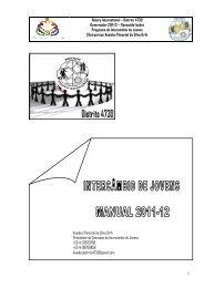 Manual do PIJ- 2011-2012 - Rotary International – Programa de ...