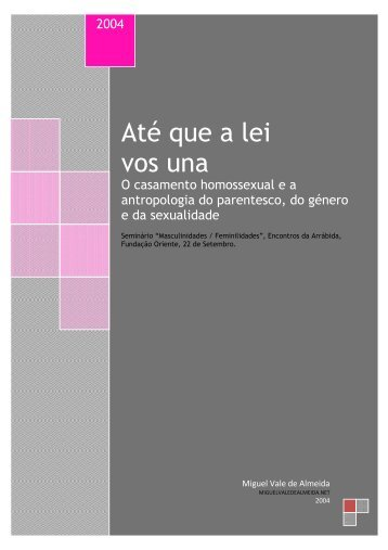 download, pdf, 218kb - Miguel Vale de Almeida