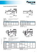 Flachauswerfer nach ISO 8693 (DIN 1530) - Veith KG - Page 5