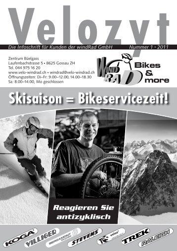 velozyt 1_2011 - windRad - Bikes & more
