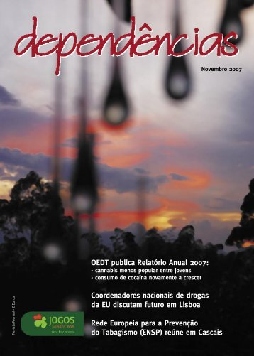 Revista dependências - Novembro 2007