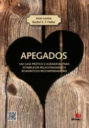 APEGADOS - Editora Novo Conceito