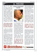 Desde la Cuneta 4 - Plataforma Recorridos Ciclistas - Page 4