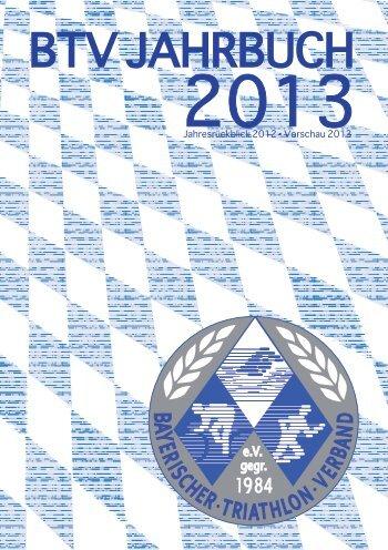 2013 - Bayerischer Triathlon Verband