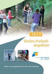 Feri en-Freizei t - Landkreis Trier-Saarburg
