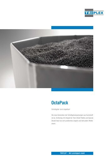 OctaPack - Triplex Kunststoffe GmbH