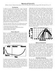 0 25-µm XKu pHEMT 3MI - TriQuint Semiconductor