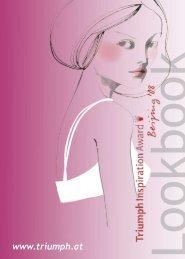 Lookbook zum nationalen Finale (PDF, 1.37 MB) - Triumph ...