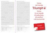 Scarica la Red Card (PDF, 1.82 MB) - Triumph International