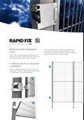 Rapid Fix brochure - Troax - Page 2