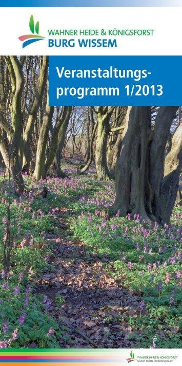Veranstaltungskalender Portal Burg Wissem - Stadt Troisdorf