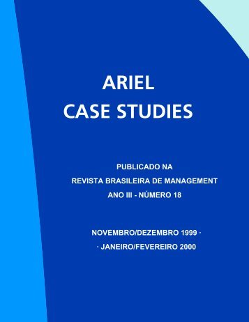 ARIEL CASE STUDIES - Procter & Gamble