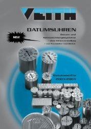 Buchstaben - Elektroden - Veith AG