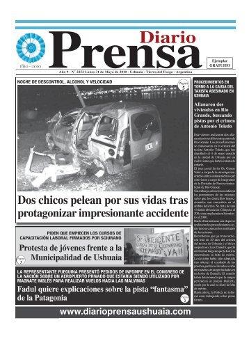 Edición 2252 Lunes 31 de Mayo de 2010.indd - Diario Prensa