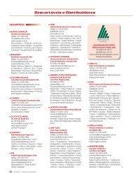 Descartáveis e Distribuidores - Revista Higiplus