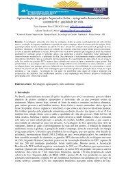 Apresentação do projeto Aquecedor Solar - 4º Encontro de ...